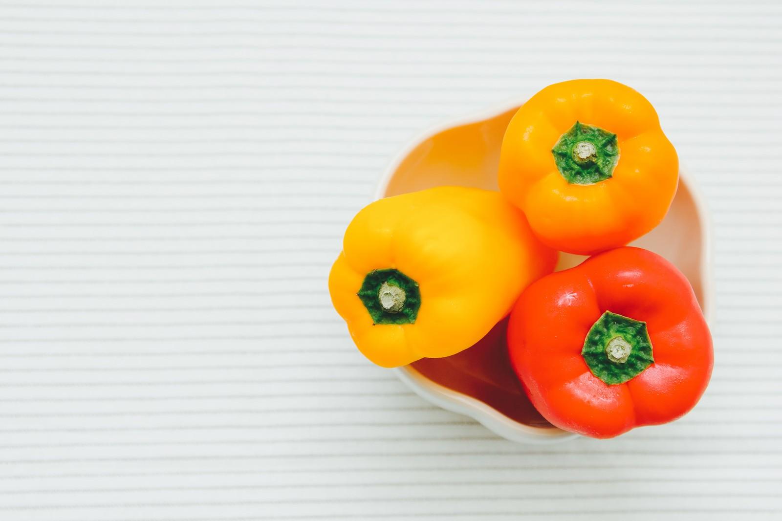 ピーマンが赤くなる(緑から変色する)原因は?赤くても食べられる?緑は未熟な証だった⁉